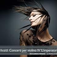"""Обложка альбома Concerti per violino IV """"L'imperatore"""", Музыкальный Портал α"""