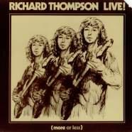 Richard Thompson Live! (more or less), Музыкальный Портал α