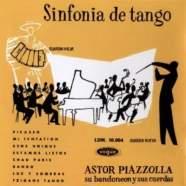 Обложка альбома Sinfonia de tango, Музыкальный Портал α