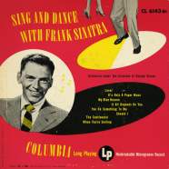 Обложка альбома Sing and Dance With Frank Sinatra, Музыкальный Портал α