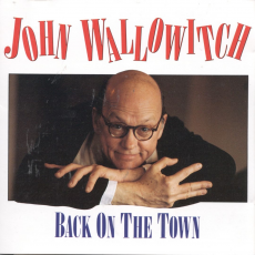 Обложка альбома Back on the Town, Музыкальный Портал α