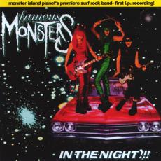Обложка альбома In The Night!!!, Музыкальный Портал α