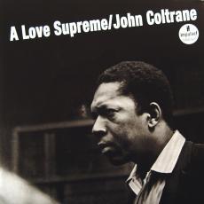 Обложка альбома A Love Supreme, Музыкальный Портал α