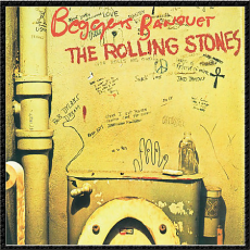 Обложка альбома Beggars Banquet, Музыкальный Портал α