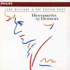 Обложка альбома Bernstein by Boston, Музыкальный Портал α
