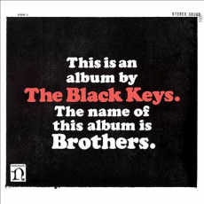 Обложка альбома Brothers, Музыкальный Портал α