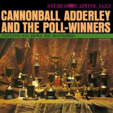 Обложка альбома Cannonball Adderley and the Poll-Winners, Музыкальный Портал α