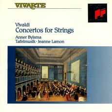 Concertos for Strings (Tafelmusik feat. director: Jeanne Lamon, cello: Anner Bylsma), Музыкальный Портал α