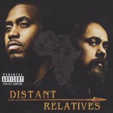 Обложка альбома Distant Relatives, Музыкальный Портал α