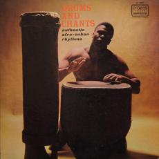 Обложка альбома Drums and Chants, Музыкальный Портал α
