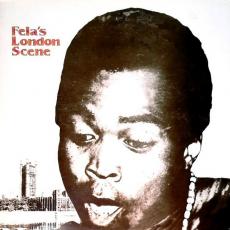 Обложка альбома Fela's London Scene, Музыкальный Портал α