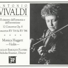 Il Cimento dell'armonia e dell'inventione Op. 8 (Raglan Baroque Players feat. violin: Monica Huggett, conductor: Nicholas Kraemer), Музыкальный Портал α
