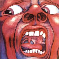Обложка альбома In the Court of the Crimson King, Музыкальный Портал α