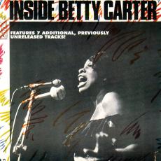 Обложка альбома Inside Betty Carter, Музыкальный Портал α