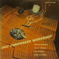 Обложка альбома Jazz Composers Workshop, Музыкальный Портал α