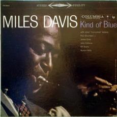 Обложка альбома Kind of Blue, Музыкальный Портал α