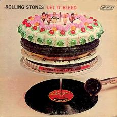 Обложка альбома Let It Bleed, Музыкальный Портал α