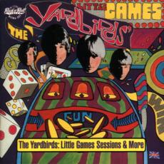 Обложка альбома Little Games, Музыкальный Портал α