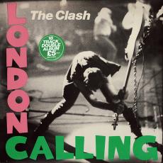 Обложка альбома London Calling, Музыкальный Портал α