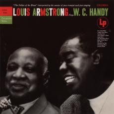 Обложка альбома Louis Armstrong Plays W.C. Handy, Музыкальный Портал α