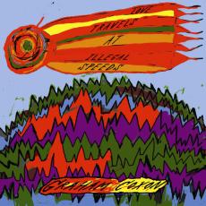 Обложка альбома Love Travels at Illegal Speeds, Музыкальный Портал α