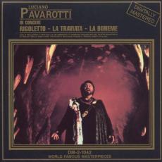 Luciano Pavarotti in Concert - (Rogoletto - LaTraviata - LaBoehme), Музыкальный Портал α