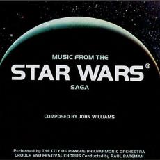 Обложка альбома Music From The Star Wars Saga, Музыкальный Портал α