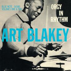 Обложка альбома Orgy in Rhythm, Volumes One & Two, Музыкальный Портал α