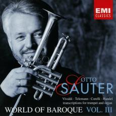 Обложка альбома World of Baroque, Volume 3 (Transcriptions for Trumpet and Organ), Музыкальный Портал α