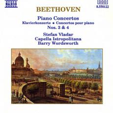 Обложка альбома Piano Concertos Nos. 3 & 4, Музыкальный Портал α