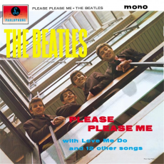 Обложка альбома Please Please Me, Музыкальный Портал α
