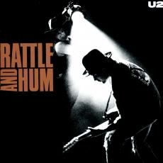 Обложка альбома Rattle and Hum, Музыкальный Портал α