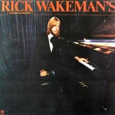 Обложка альбома Rick Wakeman's Criminal Record, Музыкальный Портал α