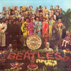Обложка альбома Sgt. Pepper's Lonely Hearts Club Band, Музыкальный Портал α