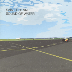 Обложка альбома Sound of Water, Музыкальный Портал α
