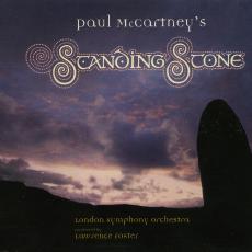 Обложка альбома Standing Stone, Музыкальный Портал α