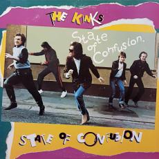 Обложка альбома State of Confusion, Музыкальный Портал α