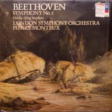 Symphony No. 2 - Fidelio - King Stephen (London Symphony Orchestra feat. Conductor: Pierre Monteux), Музыкальный Портал α