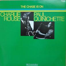 Обложка альбома The Chase Is On, Музыкальный Портал α