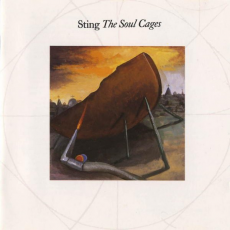 Обложка альбома The Soul Cages, Музыкальный Портал α