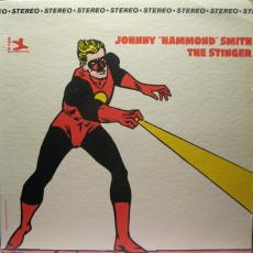 Обложка альбома The Stinger, Музыкальный Портал α
