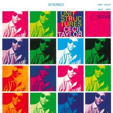 Обложка альбома Unit Structures, Музыкальный Портал α