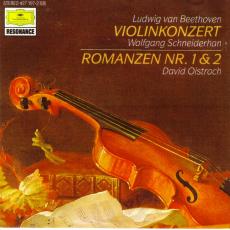 Violinkonzert / Romanzen Nr. 1 & 2, Музыкальный Портал α