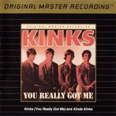 Обложка альбома You Really Got Me / Kinda Kinks, Музыкальный Портал α