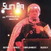 Обложка альбома Outer Space Employment Agency, Музыкальный Портал α