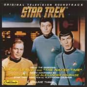 Обложка альбома Star Trek: Original Television Soundtrack, Volume Three, Музыкальный Портал α
