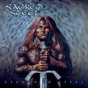 Обложка альбома Reborn in Steel, Музыкальный Портал α