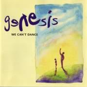 Обложка альбома We Can't Dance, Музыкальный Портал α