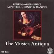 Обложка альбома Medieval and Renaissance Minstrels, Songs and Dances, Музыкальный Портал α