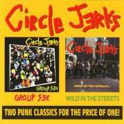 Обложка альбома Group Sex / Wild in the Streets, Музыкальный Портал α
